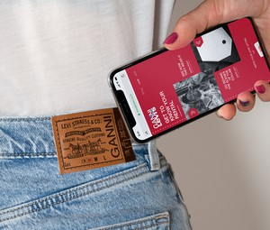 Launching an iconic new rental model for Levi's using NFC connected clothing