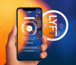 Creating a fully connected campaign to launch LYFT's Summer LEP